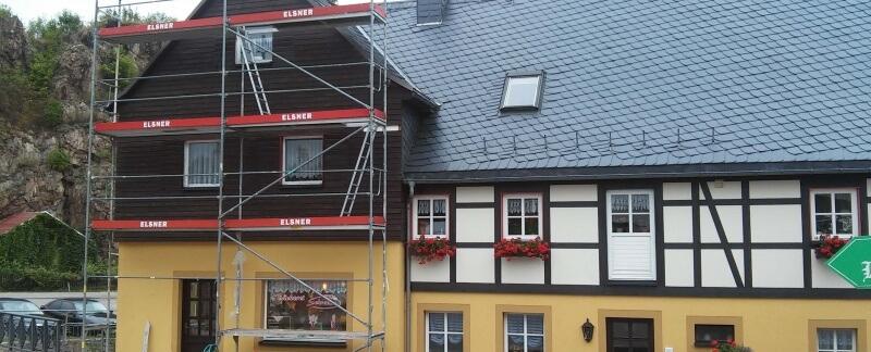 Fachwerkhaus in Sachsen (c) familienfreund.de